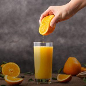 العصيرات الطبيعية