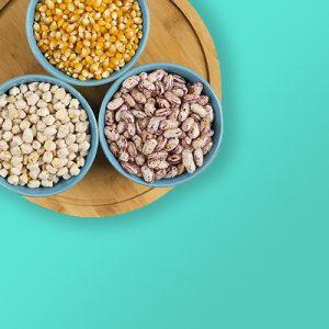 الحبوب والبقوليات