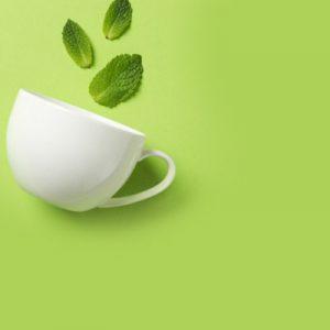 الشاي والقهوة والزهورات والمتة